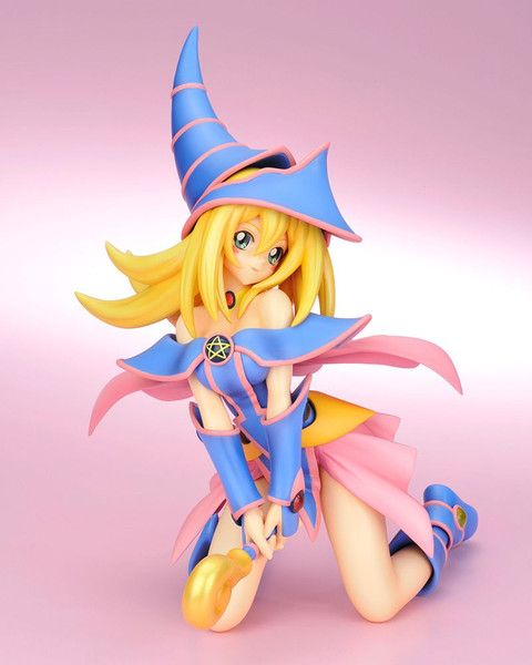 Dark Magician Girl (Re-run) Yu-Gi-Oh! Figure