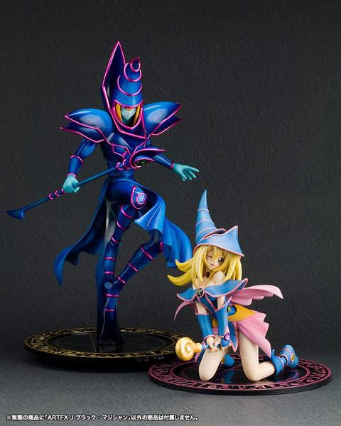 Dark Magician (Re-run) Yu-Gi-Oh! ARTFX J Figure