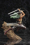 Eren Yeager Renewal Package Ver Attack on Titan ARTFX J Figure