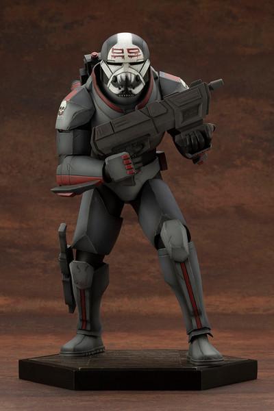 Wrecker Star Wars The Bad Batch ARTFX Model Kit