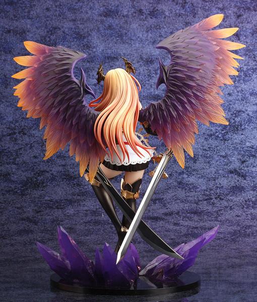 Dark Angel Olivia Renewal Package Ver Rage of Bahamut Figure