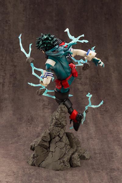 Izuku Midoriya Version 2 My Hero Academia ARTFX J Figure