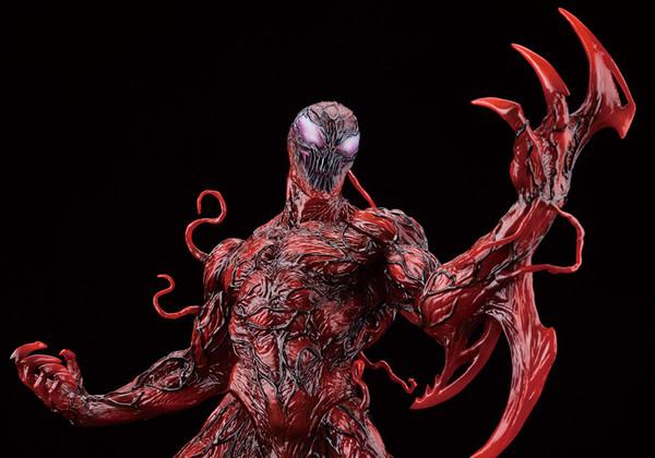 Carnage Renewal Edition Marvel Universe ARTFX+ Statue Figure