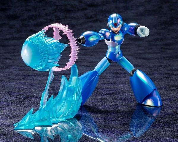 X Premium Charge Shot Ver Mega Man X Model Kit