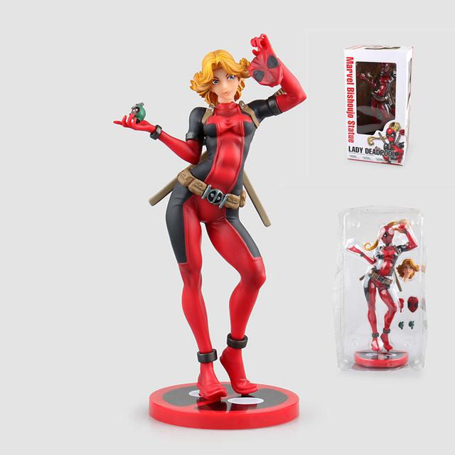 Lady Deadpool Marvel Figure