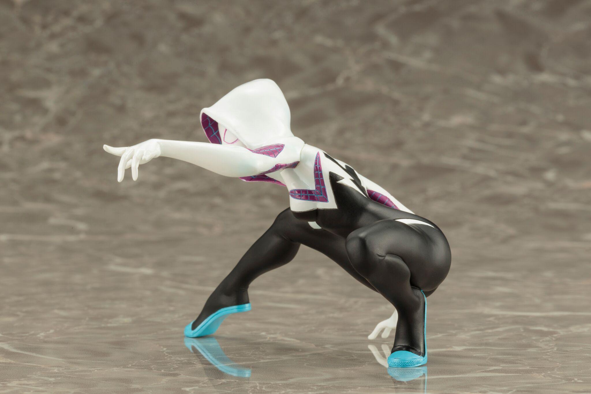 Spider-Gwen Marvel Now! Figure