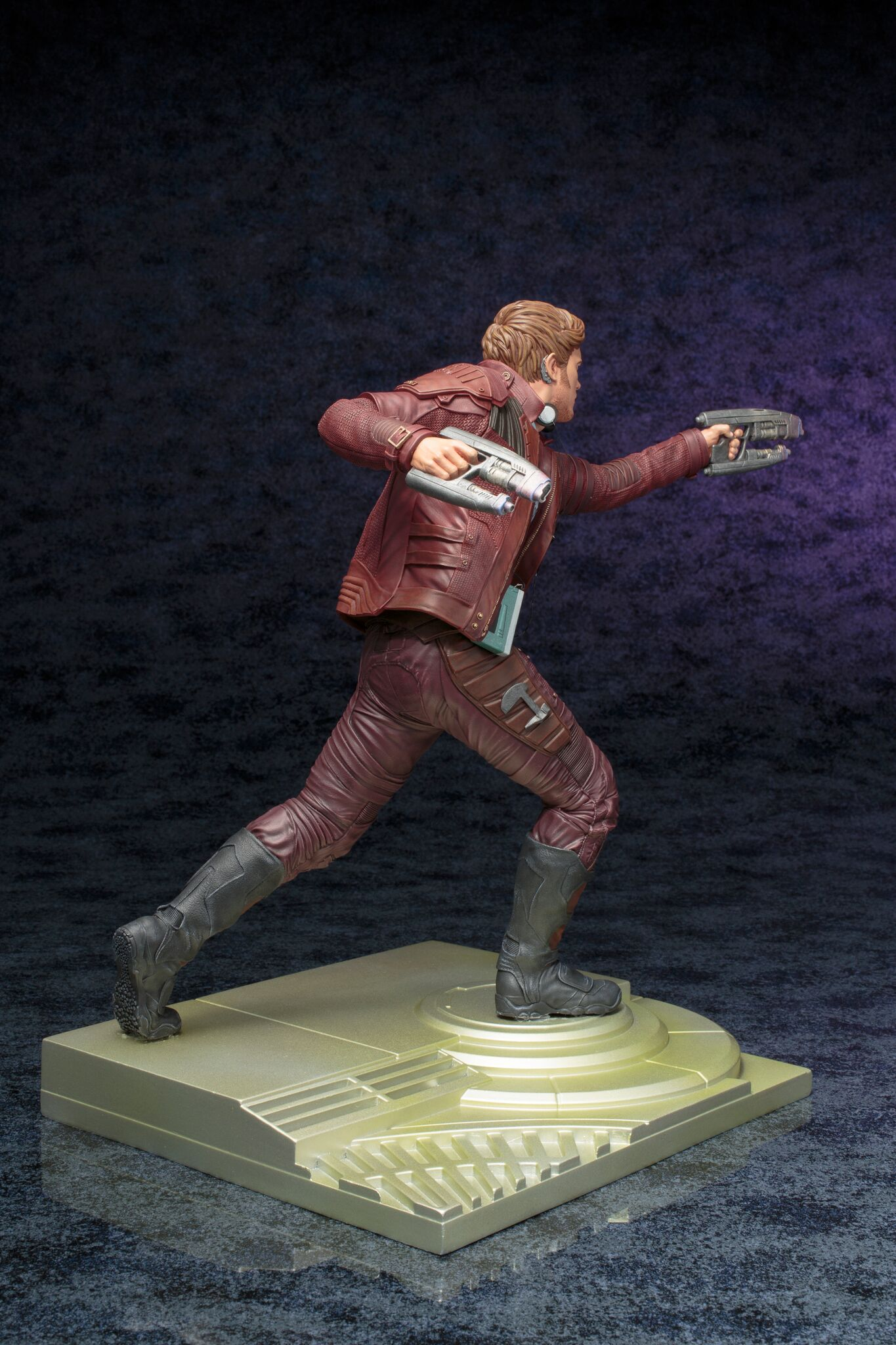 Star Lord with Groot Guardians of the Galaxy Vol 2 Figure