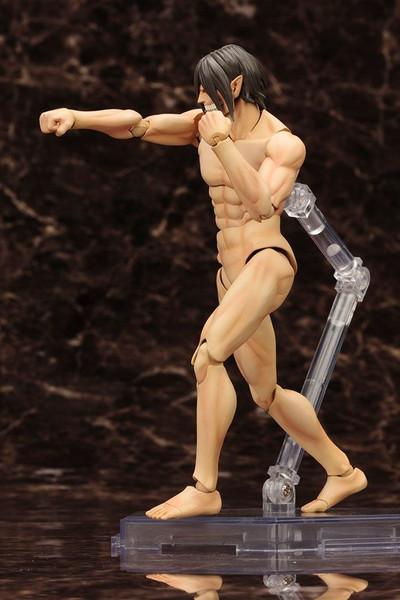 Eren Yeager Attack on Titan Model Kit