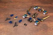 Liger Zero Empire Ver X Unit Zoids Model Kit Armor Accessory