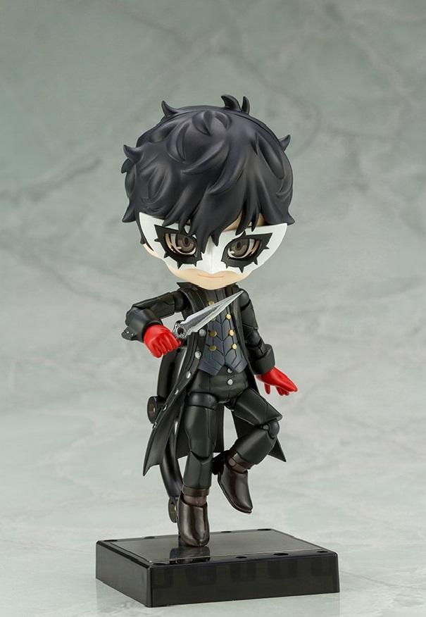 Hero Phantom Thief Ver Persona 5 Cu-Poche Figure