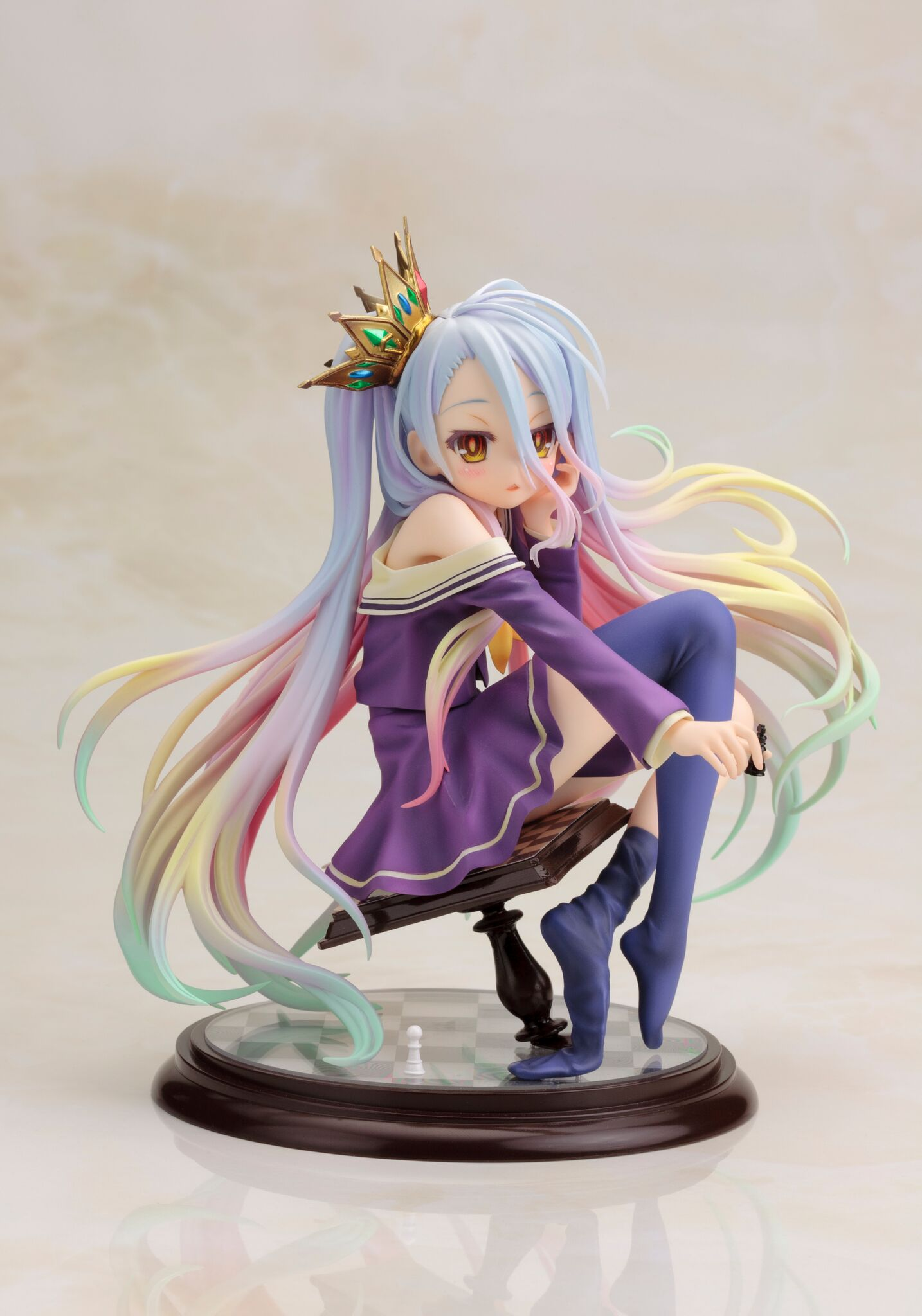Shiro No Game No Life Ani Statue Figure 4934054783441