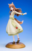 Holo (Re-Run) Spice and Wolf Ani Statue Figure