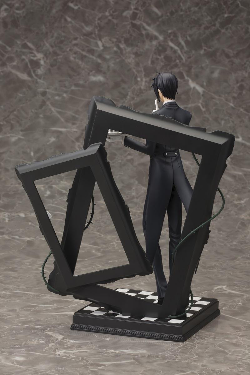 Sebastian Michaelis Black Butler Book of Circus ARTFX J Figure