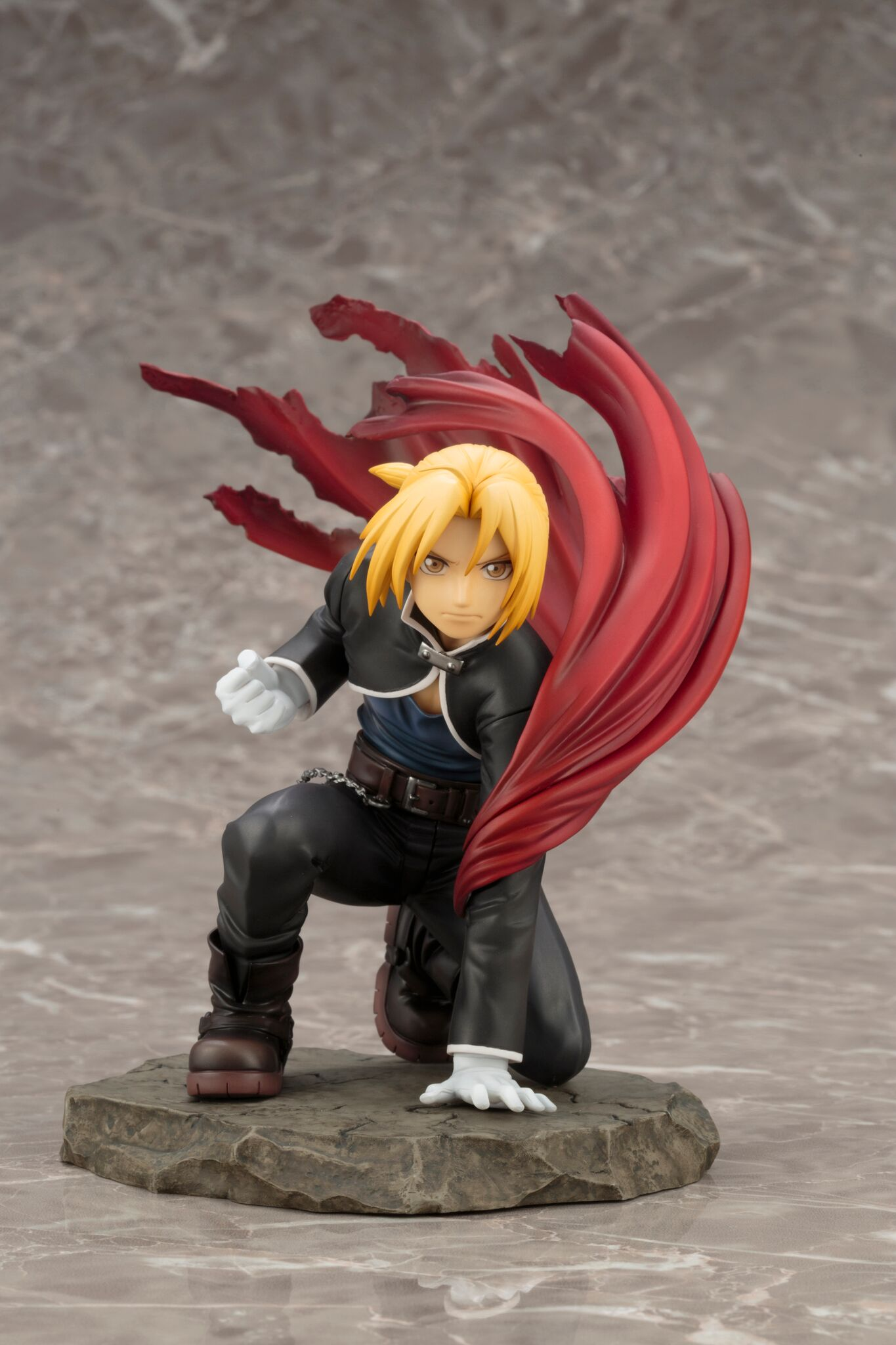 edward elric fullmetal alchemist figure. Black Bedroom Furniture Sets. Home Design Ideas