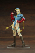 Cammy Alpha Costume Street Fighter Bishoujo Figure