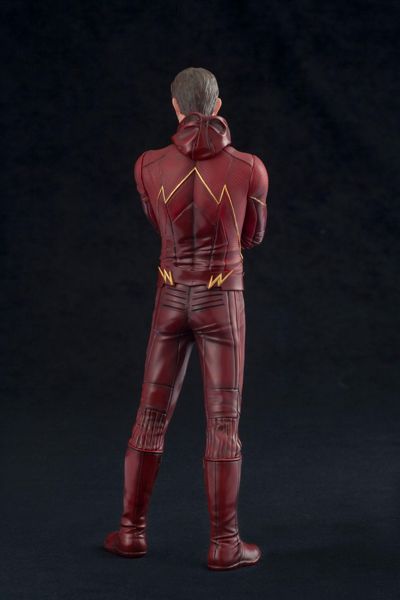 Barry Allen The Flash Figure