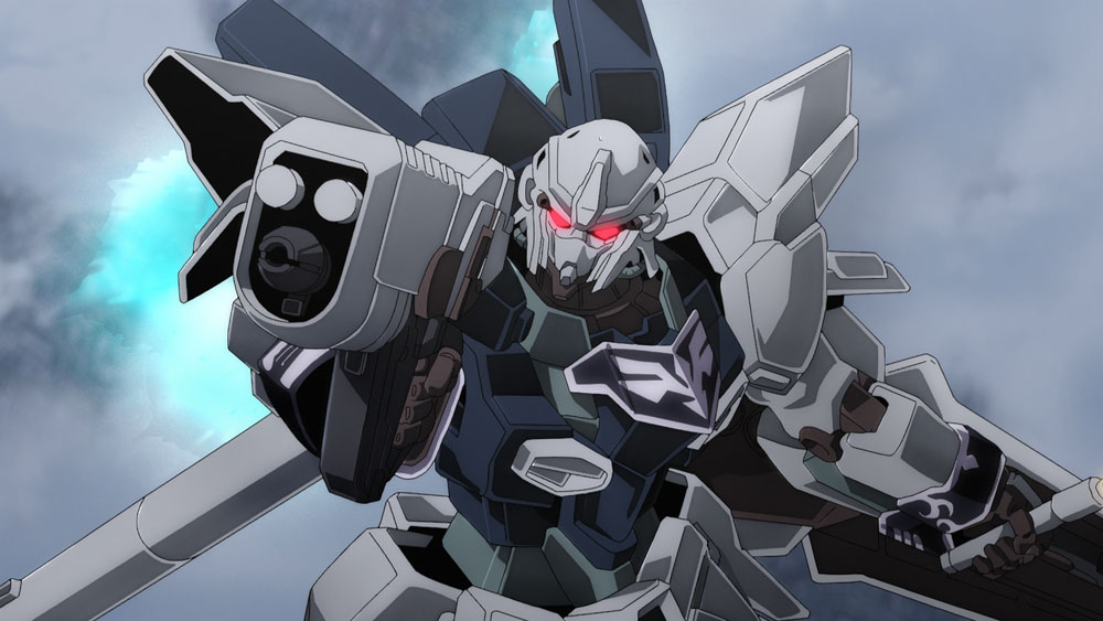 Mobile Suit Gundam NT (Narrative) Limited Edition Blu-ray (Import) + GWP