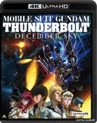 Mobile Suit Gundam Thunderbolt 4K ULTRA HD Blu-ray (Import)