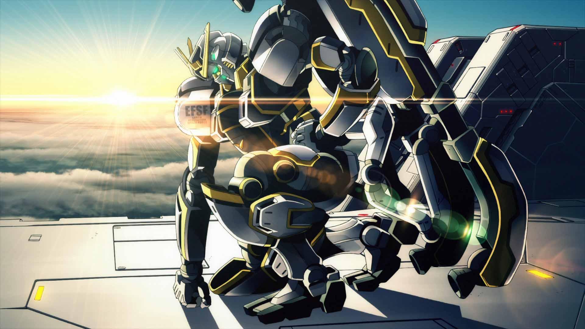 Mobile Suit Gundam Thunderbolt Bandit Flower Blu-Ray (Import)
