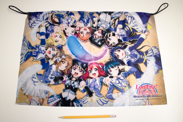 Love Live! Sunshine!! The School Idol Movie Over the Rainbow Tapestry