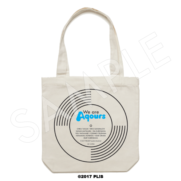 Love Live! Sunshine!! Aqours Tote Bag