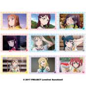 Love Live! Sunshine!! 9-Postcard Set