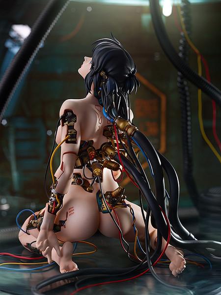 Motoko Kusanagi Ghost in the Shell Big Scale Figure