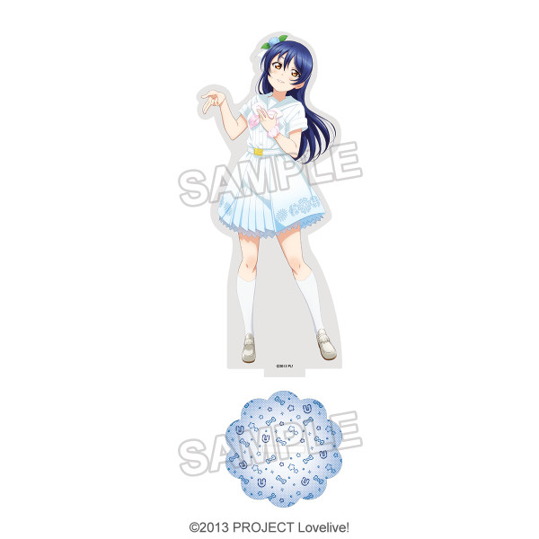 Love Live! School Idol Project Umi Sonoda Deka Acrylic Stand