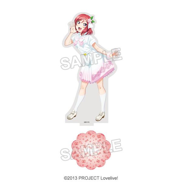 Love Live! School Idol Project Maki Nishikino Deka Acrylic Stand