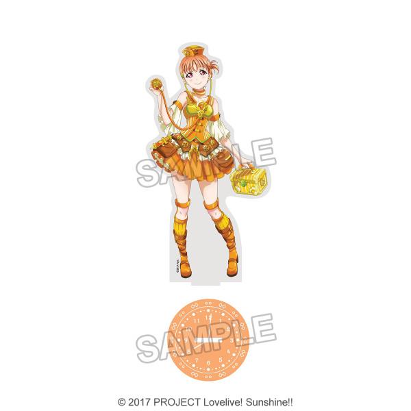 Love Live! Sunshine!! Chika Takami Deka Acrylic Stand