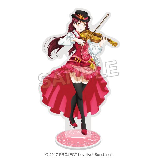 Love Live! Sunshine!! Riko Sakurauchi Deka Acrylic Stand
