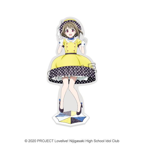 Love Live! Nijigasaki High School Idol Club Kasumi Nakasu Deka Acrylic Stand