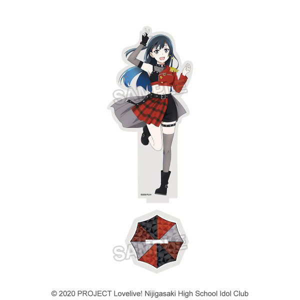 Love Live! Nijigasaki High School Idol Club Setsuna Yuki Deka Acrylic Stand