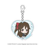 Love Live! Nijigasaki High School Idol Club Shizuku Osaka Acrylic Keychain