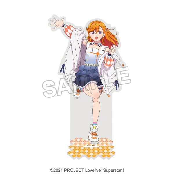 Love Live! Superstar!! Kanon Shibuya Deka Acrylic Stand