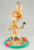 Serval Kemono Friends Figure