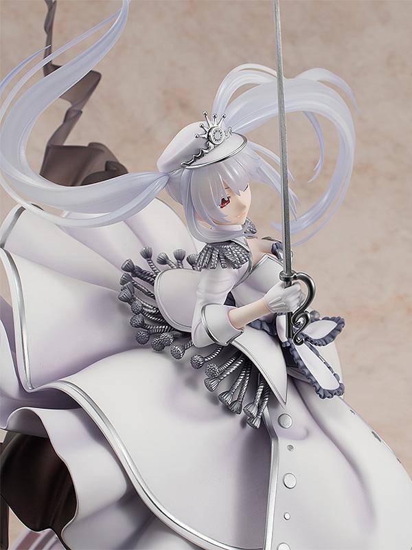 White Queen Light Novel Ver Date A Live Fragment Date A Bullet Figure