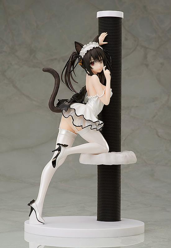 Kurumi Tokisaki White Cat Ver Date A Live III Figure