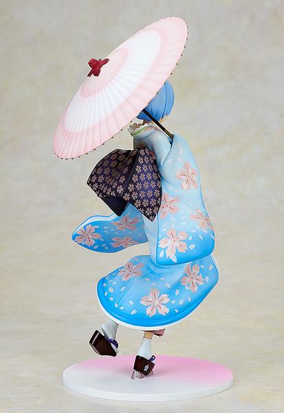 Rem Ukiyo-e Cherry Blossom Ver Re:ZERO Figure