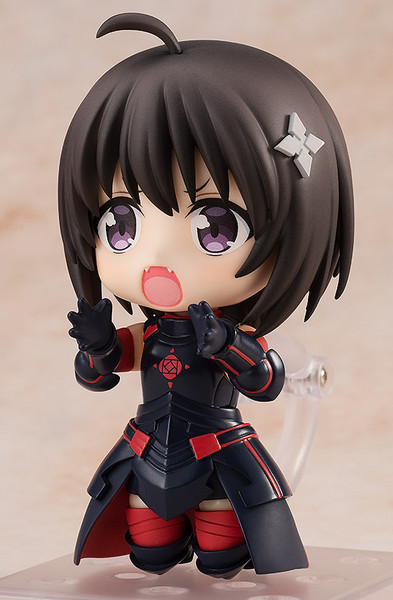 Maple BOFURI I Don't Want to Get Hurt so I'll Max Out My Defense Nendoroid Figure