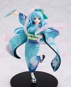 Aqua Oiran Ver Konosuba Figure