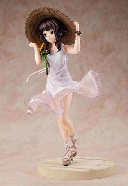 Megumin Sunflower One-Piece Dress Ver Konosuba Figure