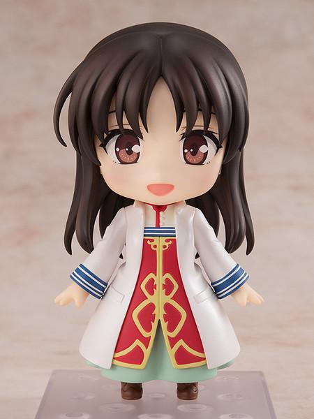 Sei Takanashi The Saint's Magic Power is Omnipotent Nendoroid Figure