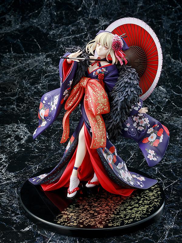 Saber Alter Kimono Ver Fate/Stay Night Heaven's Feel Figure