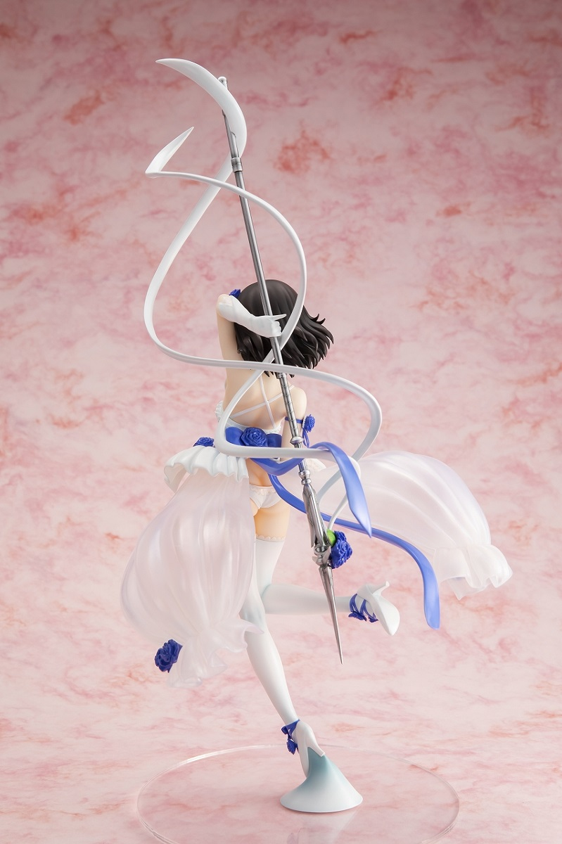 Himeragi Yukina Everlasting Summer Wedding Ver Strike the Blood Figure