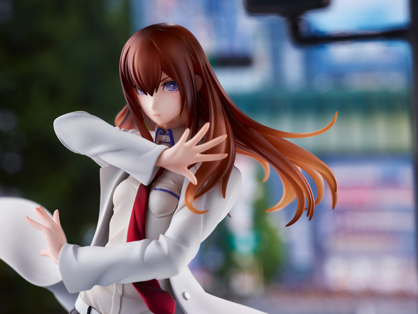 Kurisu Makise DreamTech Lab Coat Style Ver Steins;Gate Figure