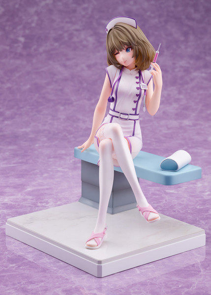 Kaede Takagaki Nurse Ver The IDOLM@STER Cinderella Girls Figure