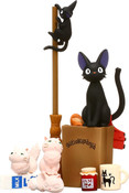 Jiji Assortment Kiki's Delivery Service Ensky Stacking Figure Set