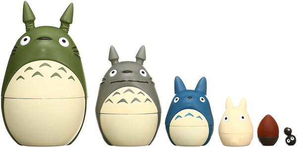 Totoro Nesting Dolls My Neighbor Totoro Ensky Figure Set