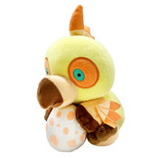 Kulu-Ya-Ku Monster Hunter Chibi Plush